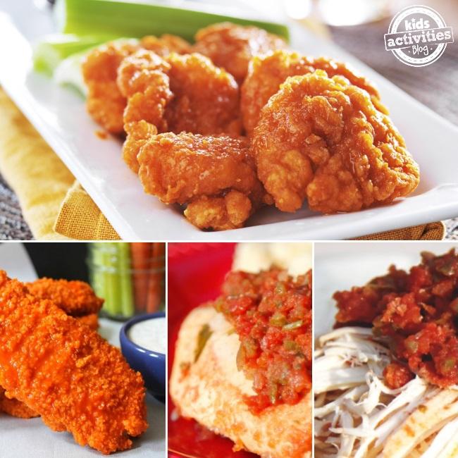 super easy chicken meals
