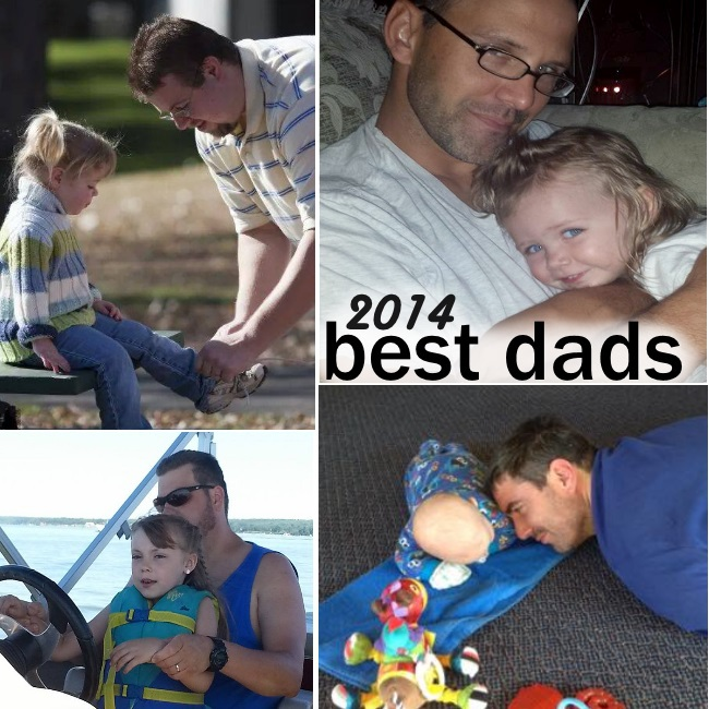 the best dads are 3