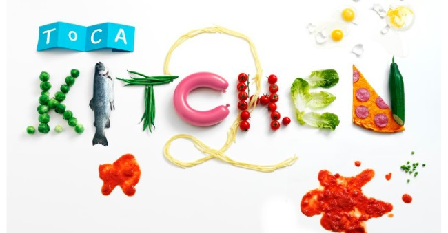 toca kitchen logo long