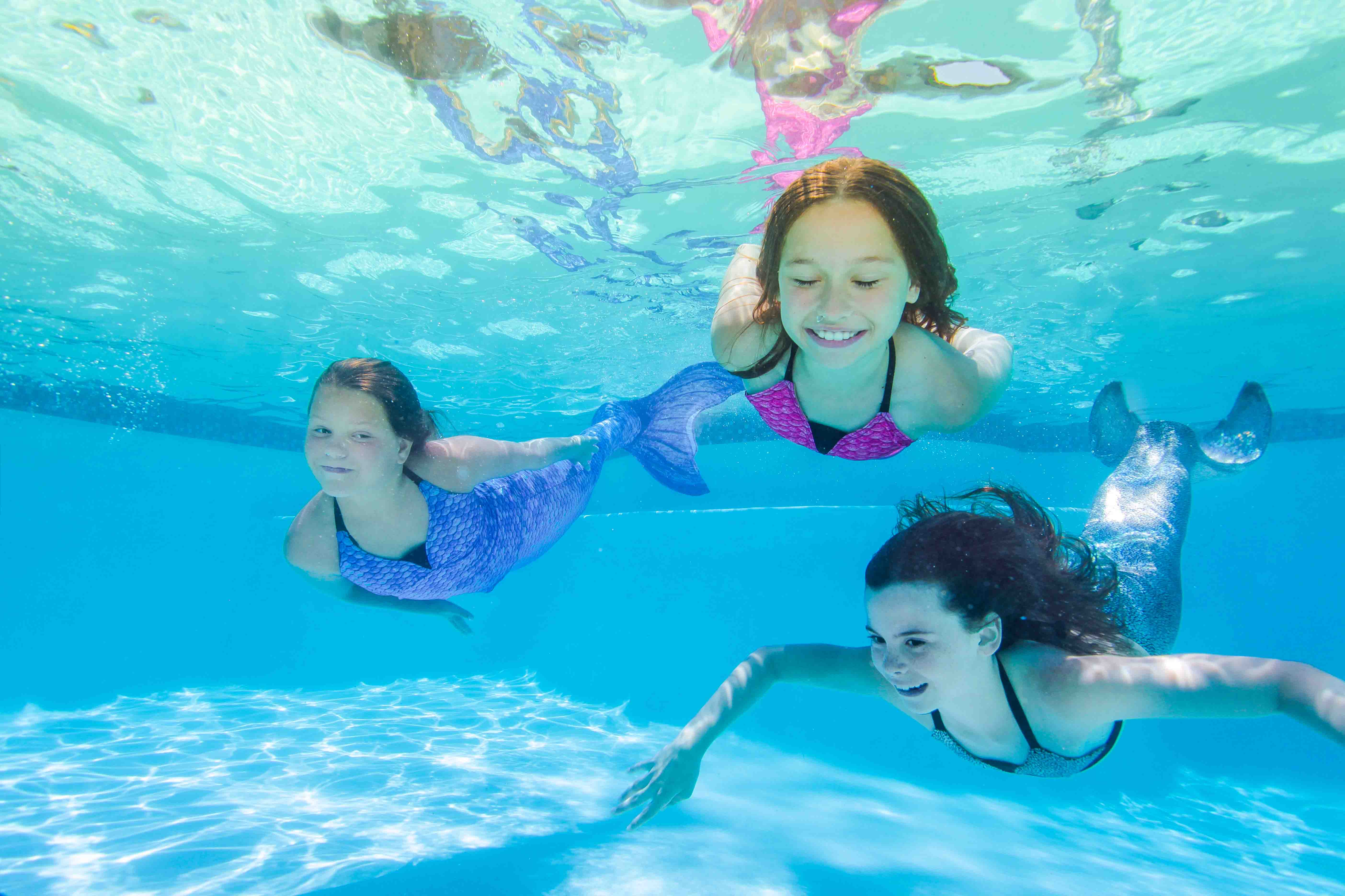 Unique Gift Idea Mermaid Tails For Kids