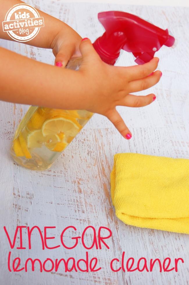 vineagar-lemonade-