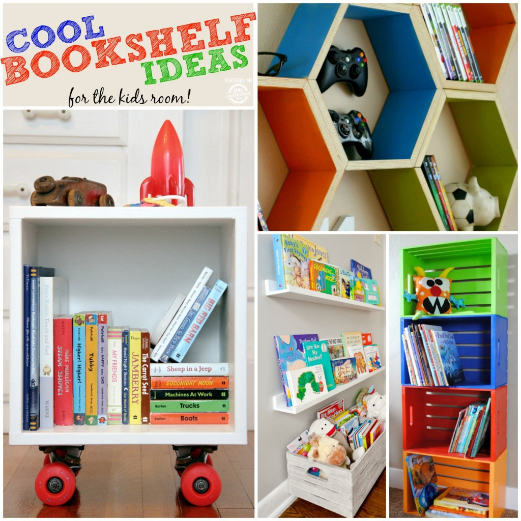 Cool Room Designs For Kids: 10 Sure-Fire Ways To Get Kids To Love To Read
