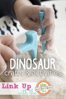 Dinosaur Crafts & Activities ~ Add Yours