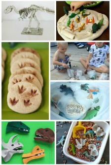 Dinosaur Crafts and Activities