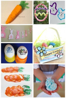 300 Easter Crafts & Activities