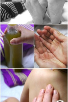 Homemade Massage Oil For Bedtime