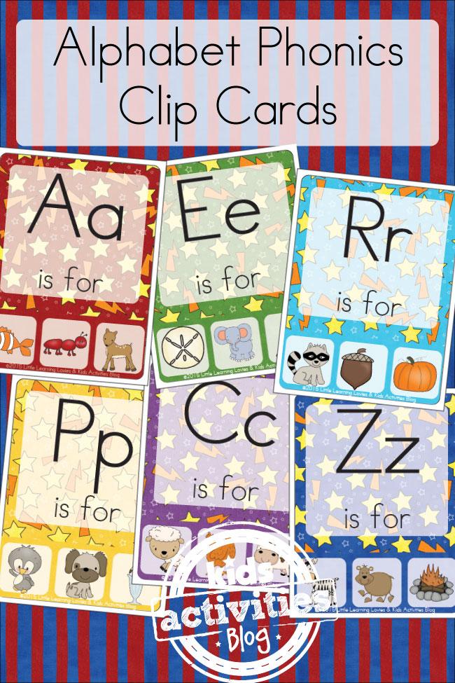 phonics clip art alphabet pack 1 - photo #6