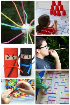 Straw Crafts