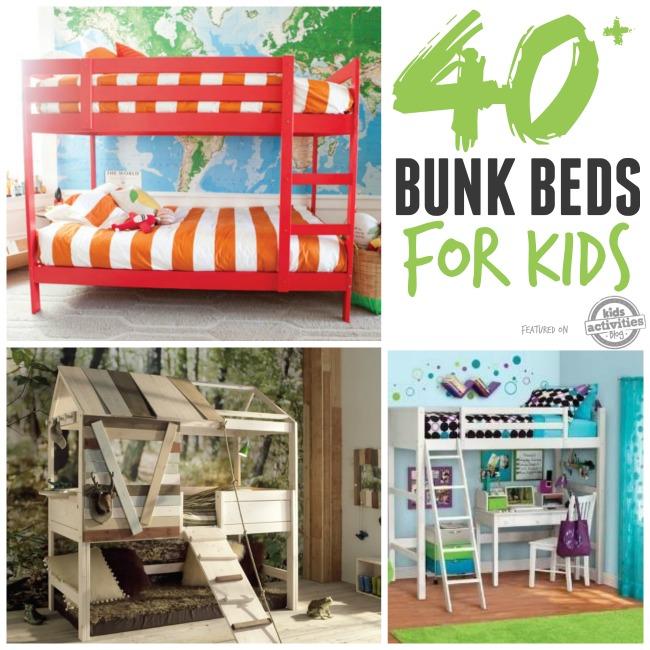 bunk beds 40