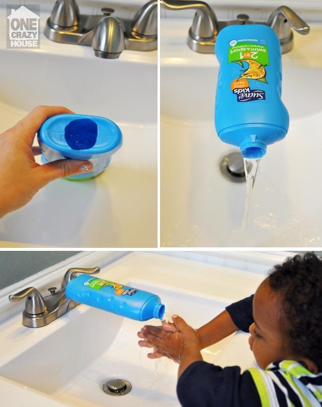 kid tip help your kids wash hands