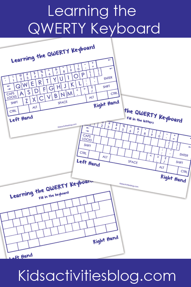 Learn to Type the Easy Way!