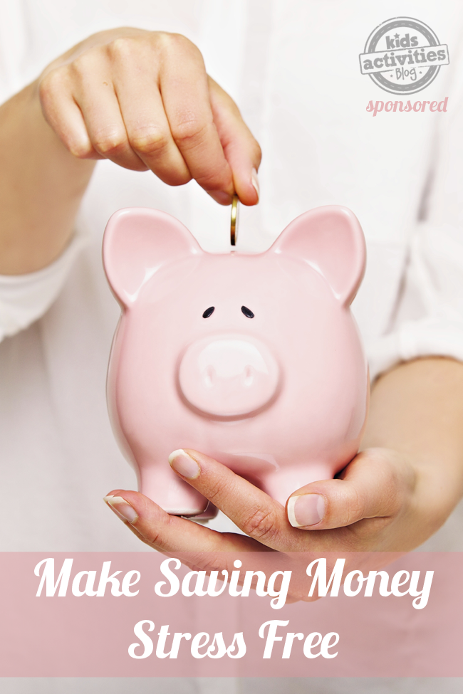 make money saving stress free