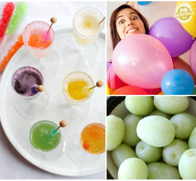 party hacks and tips for summer