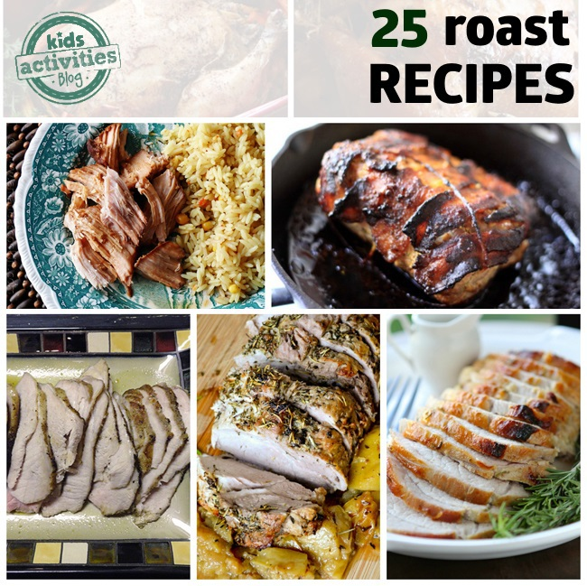 roast recipes for busy families