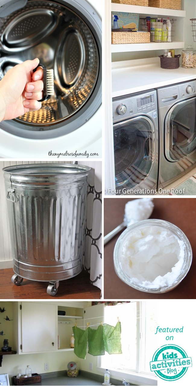 19 Doable Laundry Tips For Busy Moms