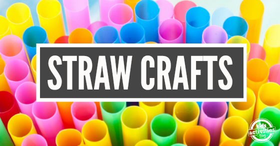50 Creative Straw Crafts