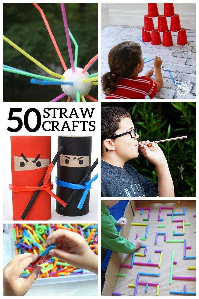 Straw-Crafts
