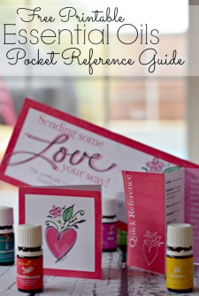 essential oils pocket reference guide