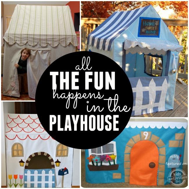fun playhouses