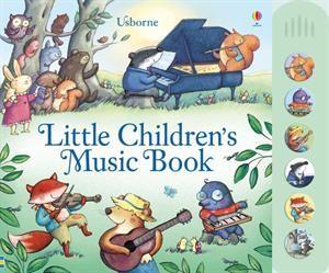 little music book for active children
