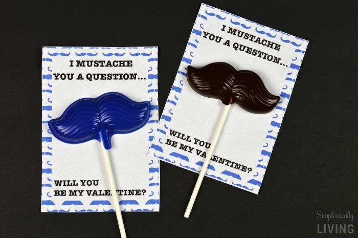 mustache valentines featured