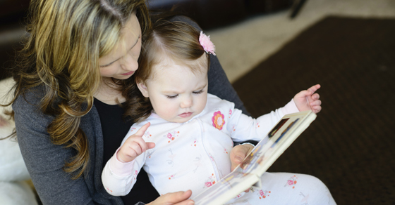 How long should you read with your kids