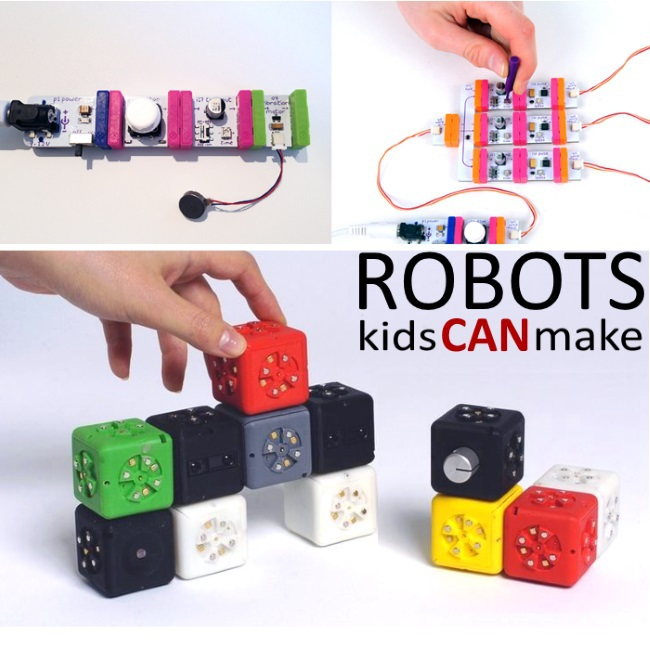 robots kids can make