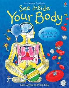 see inside books for active children