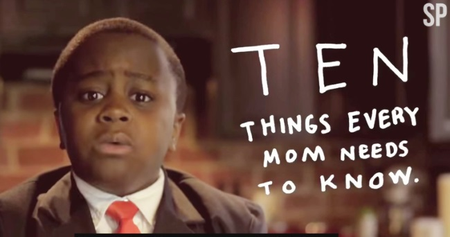 ten things moms need to know