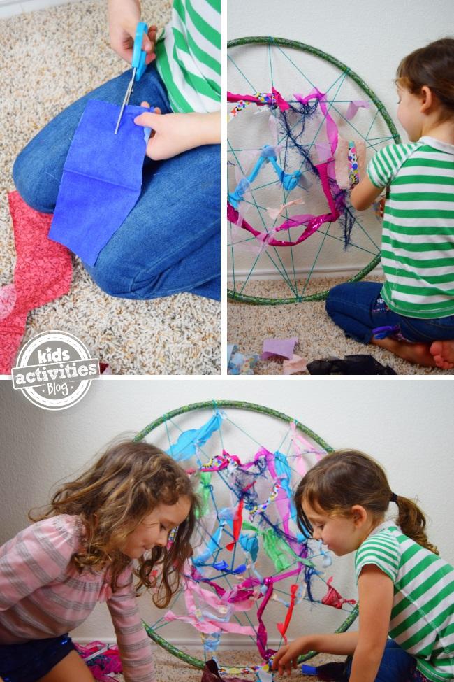 textile kids craft