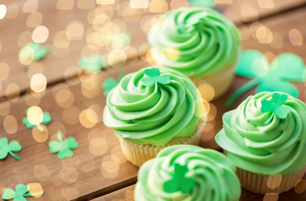 St. Patrick's Day Tea Party With Kids