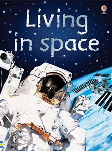 living in space book for kids