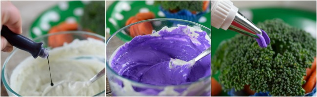 ranch dip frosting