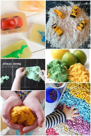 25 Essential Oil Play Recipes for Kids
