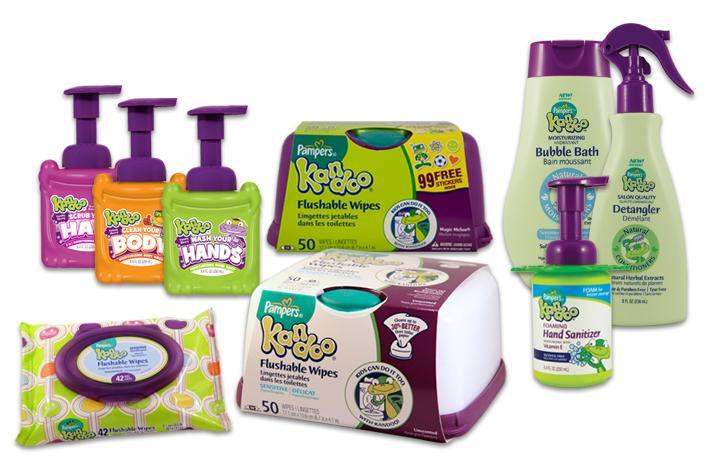 Kandoo products