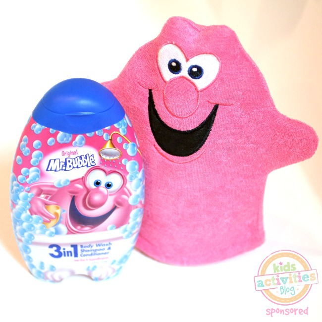 Mr Bubbles 3in1
