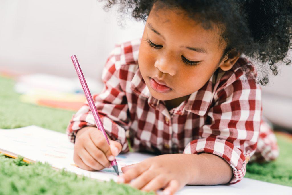Coloring books for preschooler/kindergartners