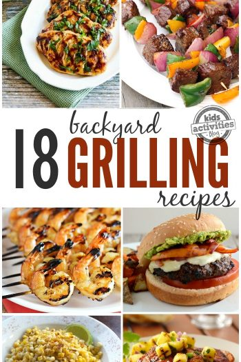 grilled foods recipes
