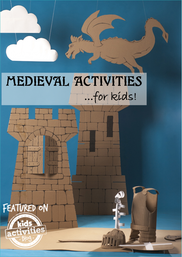 Over 27 Medieval Activities for