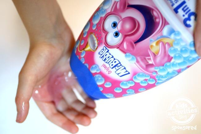 mr bubble - Kids Activities Blog