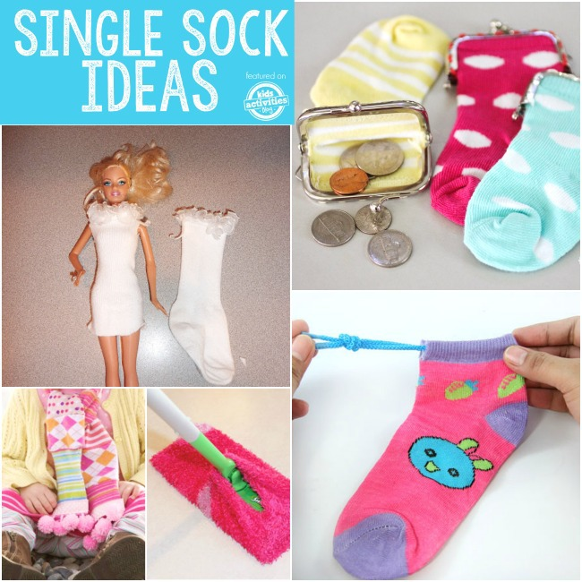 single socks ideas