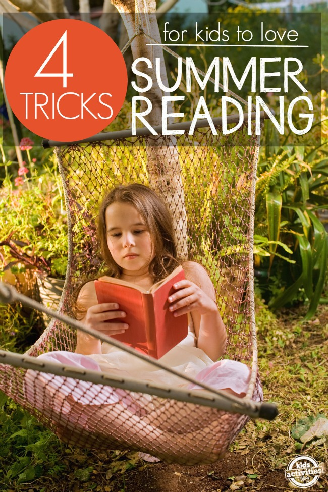 Create a Summer Reading Program
