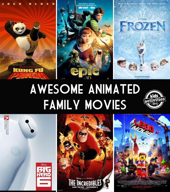 the best animated movies