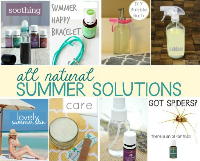 Essential Oil Solutions