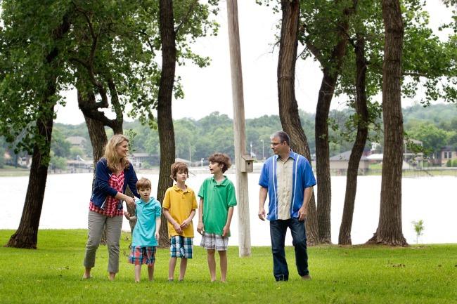 Homer family professional - Kids Activities Blog