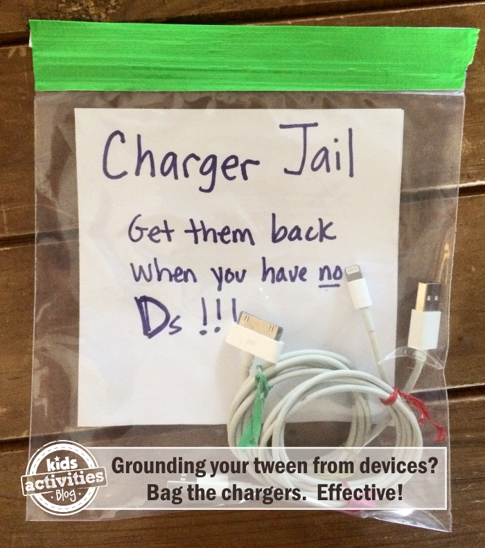 Idea for grounding a tween
