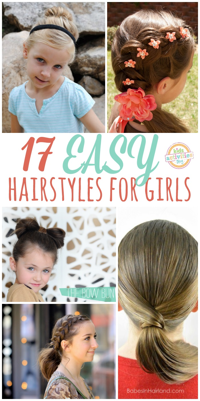 Astounding 17 Lazy Hair Ideas For Girls Short Hairstyles Gunalazisus