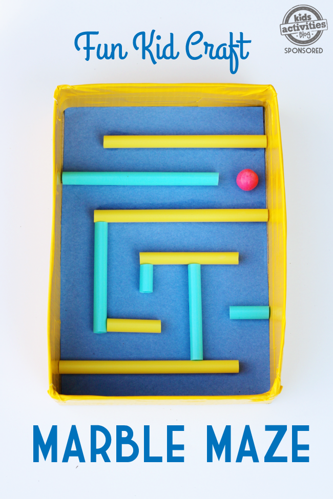 How To Make Diy Marble Maze Diy Tag Pictures to pin on ...