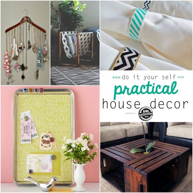practical house decor