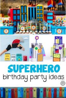 25 Boys Birthday Party Theme Ideas
